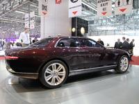 Genève 2011 live : Jaguar B99 par Bertone, bello gatto (+ video)