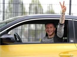 Le footballeur sans permis de conduire Marco Reus prend 540 000 € d'amende