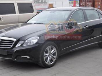 Mercedes Classe E : bientôt une version rallongée pour la Chine