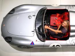 Aux Etats-Unis, Porsche a doublé ses ventes aux femmes