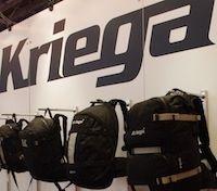 En direct du Salon de la Moto 2013: Kriega