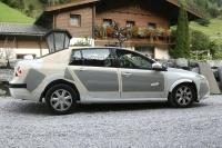 Future Renault Laguna 4 portes : vue !