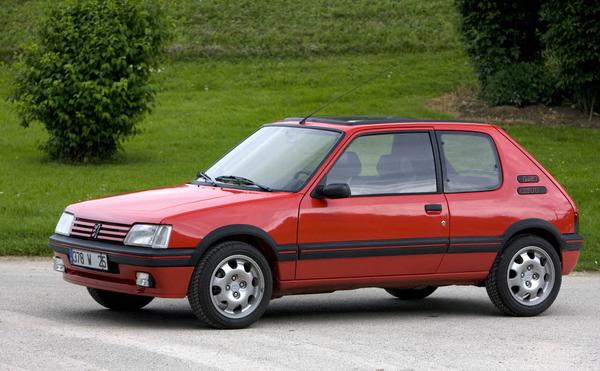 Les GTI bientôt de retour chez Peugeot?