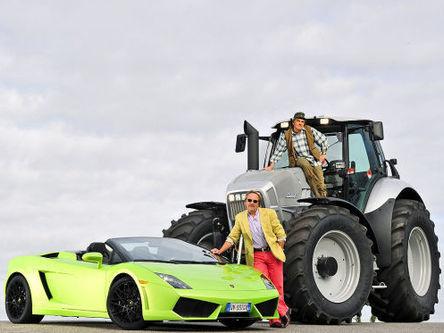 La Lamborghini Gallardo rencontre la R8, mais pas celle que vous croyez