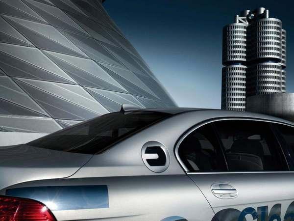 BMW confirme développer une voiture à hydrogène