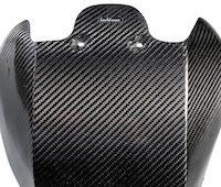 Leo Vince: sabot moteur pour Honda CRF 450R.