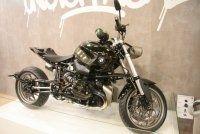 En direct du salon de la moto : BMW R1200R par By My Car