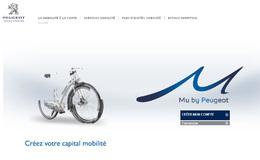 """La nouvelle offre de service de mobilité """"Mu by Peugeot"""" proposée à Paris"""