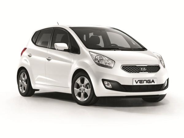 Le Kia Venga se dote d'une série limitée Navi Pack