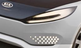Le Concept hybride Kia Ray se dévoile petit à petit