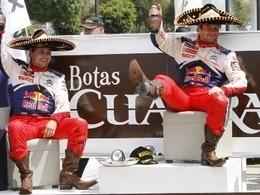 Le Rallye du Mexique débute aujourd'hui !