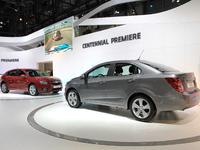 En direct de Genève 2011 : les histoires de portes de Chevrolet (Avéo Tricorps et Cruze Hatchback) ( + Videos)