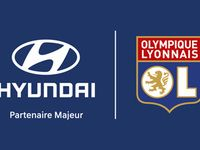 Hyundai France prolonge avec l'Olympique Lyonnais