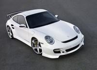 Porsche 997 Turbo 'Le Mans' par Rinspeed = 600ch