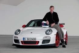 24 Heures du Nürburgring 2010: Walter Röhrl en Porsche 911 GT3 RS