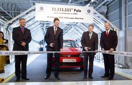 Volkswagen célèbre sa 11.111.111e Polo !