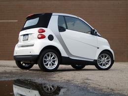 La Smart Fortwo cdi rejetant 86 gCO2/km : l'auto à moteur thermique la moins polluante