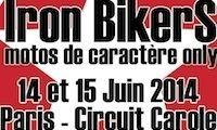 Iron Bikers 2014: 14 et 15 juin sur le circuit Carole