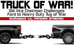 Le choc des Titans : Chevrolet Silverado HD contre Ford F Super Duty, à l'ancienne