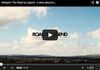 Vidéo: « The road to legend : a story about Road Racing »