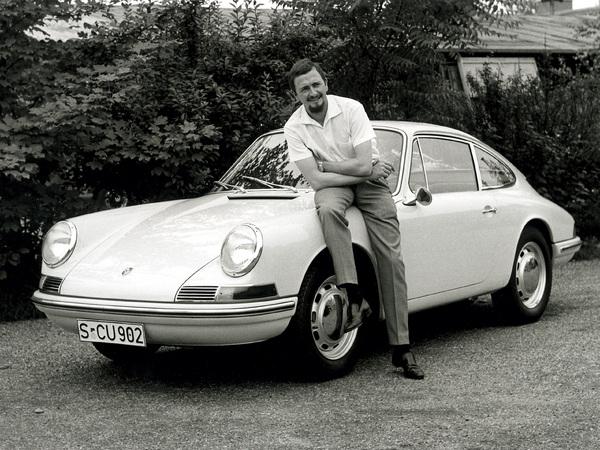 Le père de la Porsche 911 n'est plus