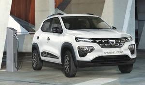 Groupe Renault va fournir des milliers de Spring et Zoe à Leclerc pour la location