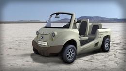 Un nouveau véhicule électrique lancé en France en 2010 : la SimplyCity Sun