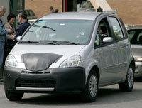 Lancia Musa se fait une beauté pour Francfort