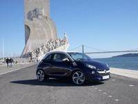Toutes les nouveautés du salon de Francfort 2013 – Opel Adam GPL : 1200 km d'autonomie