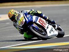Moto GP - France D.1: Rossi dans son dernier tour