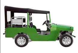 Un 4x4 électrique commercialisé : la Volteis X4