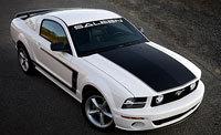 Saleen S281 Heritage: donnez nous encore des Mustang...