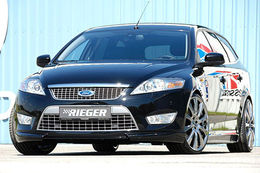 Ford Mondeo Rieger, du soft