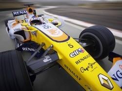 F1 : soucis au crash test pour la Renault R30
