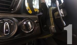 Le Caradrier de l'Avent - Pourquoi la clé de contact est à gauche dans les Porsche?