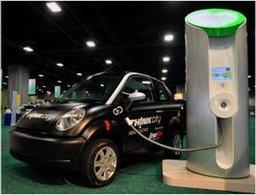 Bornes de recharge rapides aux Etats-Unis : Think et AeroVironment partenaires