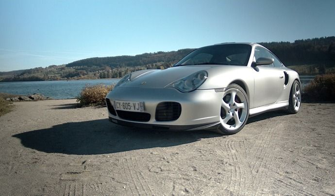 Vidéo - La Minute du Propriétaire : Porsche 911 Turbo - Banal bazooka