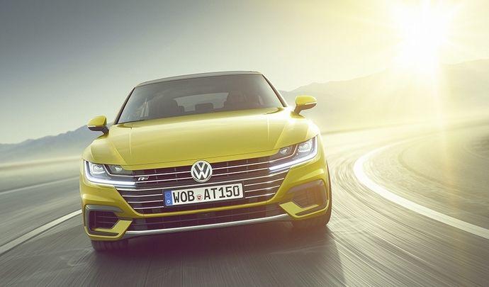 Volkswagen : une Arteon R de 400 ch en prototype