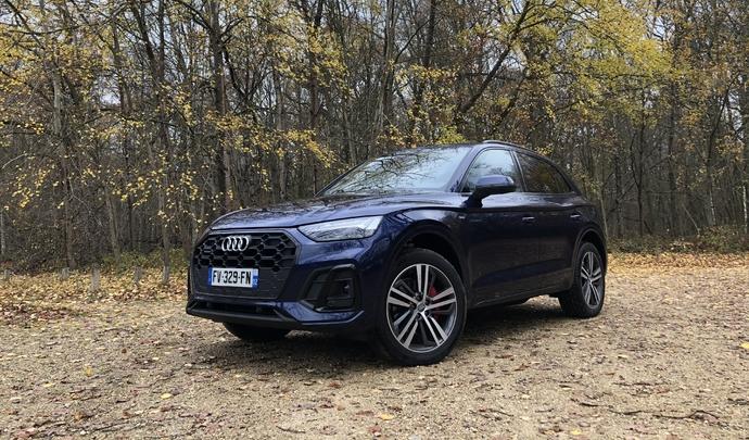 Essai vidéo - Audi Q5 (2020) : un sursaut d'orgueil