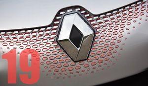 Caradrier de l'Avent - Depuis quand les Renault arborent-elles un Losange?