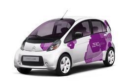 Des Citroën C-Zero électriques seront fournies à la Deutsche Bahn Fuhrpark