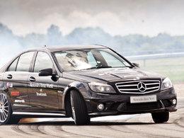 Mercedes célèbre les 10 millions de Classe C vendues