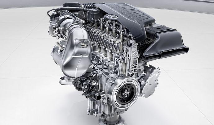 La bonne nouvelle du dimanche soir - Le retour du six cylindres en ligne chez Mercedes