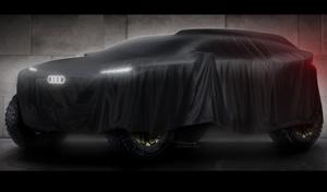 Audi va participer au Dakar avec un proto électrique
