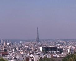 Alerte à la pollution de l'air aux particules fines en Ile-de-France demain