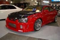 Une Subaru top-choppée.. il fallait le faire !!