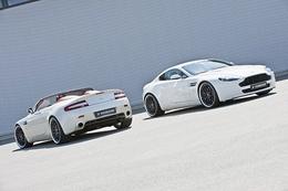 Aston Martin V8 Vantage par Hamann : enlaidie ou embellie ?