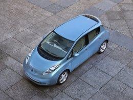Déjà 3 754 réservations pour la Nissan LEAF au Japon !