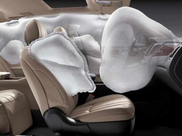 les constructeurs japonais voudraient instaurer une dur e de vie des airbags. Black Bedroom Furniture Sets. Home Design Ideas