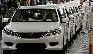 Honda annonce une forte hausse des bénéfices et des ventes